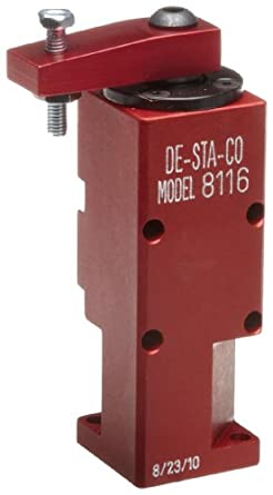 DE-STA-CO 8116 Pneumatic Swing Clamp
