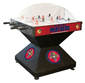 Florida Panthers Dome Bubble Hockey by Holland Bar Stool