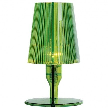 Kartell Take Lamp, Green