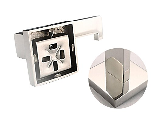 Toilet Paper Holders Roll Luxury Stainless Steel Chrome