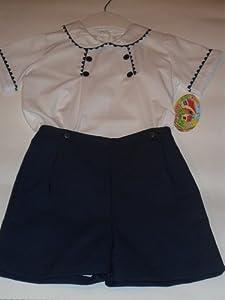 Conjunto de short y camisa de Asga Textil - BebeHogar.com