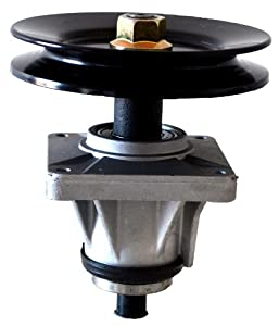 Spindle Assembly for MTD,Cub Cadet 618-0660,918-0660 with Pulley by CP