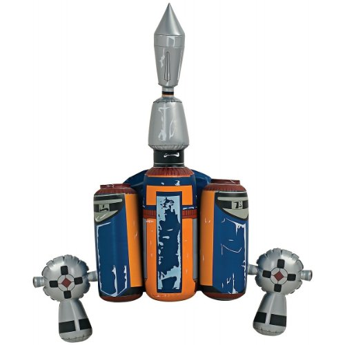 Boba Fett Inflatable Jetpack Costume Accessory