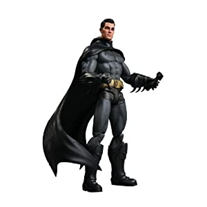 DC Direct Batman: Arkham City: Series 1: Batman Action Figure