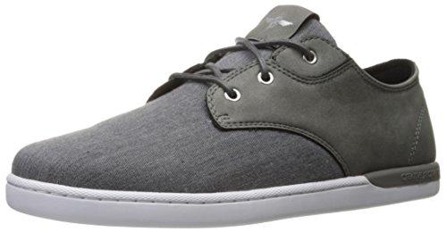 Creative Recreation Men's Vito Lo Fashion Sneaker, Grey, 9.5 M US