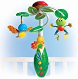 New Baby Tiny Love My Nature Pals Musical Baby Crib Mobile NEW!