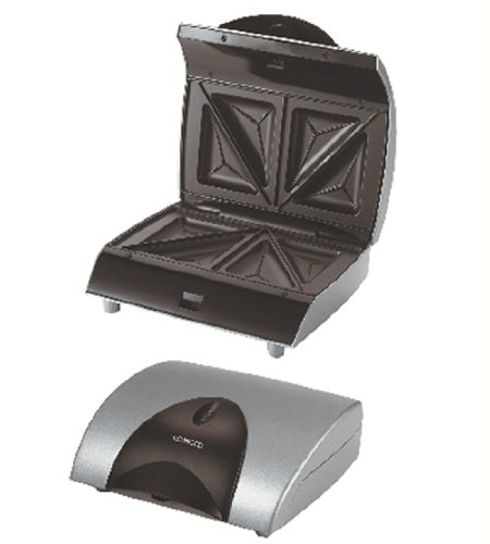 Kenwood SM435 2-Slice Sandwich Toaster, Silver from Kenwood