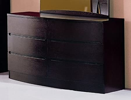 Maya Bedroom Dresser (Espresso)