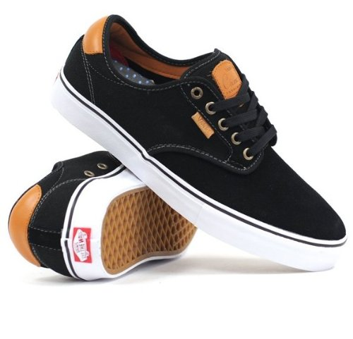 Vans Chima Ferguson Pro Skate Shoes Review