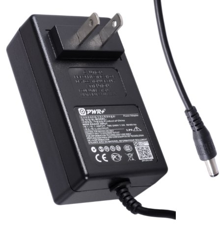 Pwr+® Ac Adapter for Proform 585 Cse 600 Zne 780 CSE 895 ZLE Elliptical ; Ze3 Ze5 6.0 Ze 10.0 Ze Elliptical ; Zx2 Zr3 Xp 185u Xp 400r Stationary Bike Power Supply