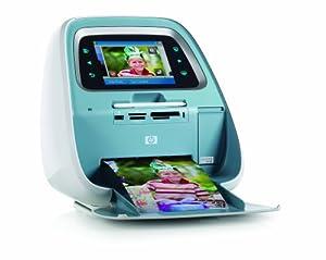 "HP Photosmart A826 Home Photo Center 7"" Touch Screen Printer"