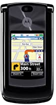 Motorola RAZR2 V9x Black Phone (AT&T)