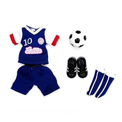 Girls United Lottie Doll Clothes - 1
