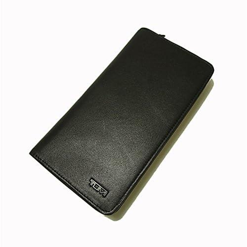 (トゥミ)TUMI 財布 DELTA メンズ ジップアラウンドトラベル 長財布(ブラック) 18677D TM-124 [並行輸入品]