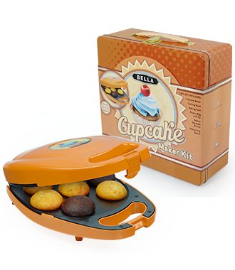 Mini Cupcake Maker Tin Box Set