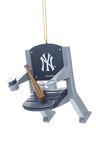 New York Yankees Official MLB 4 inch x 3 inch Stadium Seat Ornament