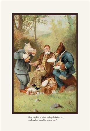 Teddy Roosevelt's Bears: Teddy B and Teddy G
