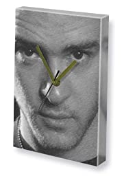 JUSTIN TIMBERLAKE - Canvas Clock (LARGE A3 - Signed by the Artist) #js001