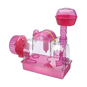 Penn-Plax® Pink Princess Hamster & Gerbil & Habitat, Large