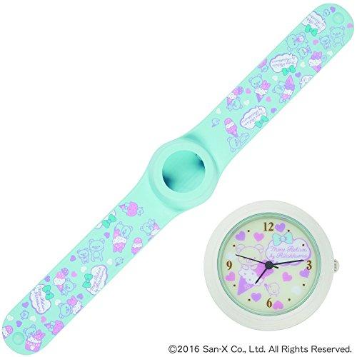 Cute watch set 20 [Rilakkuma silicon watch belt: RK ice cream Watch: RK ice cream (Rilakkuma Ice Cream compare prices)