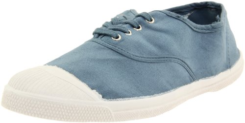 Bensimon Women's Tennis Lacet Fashion Sneaker,Jean S11,40 EU/9-10 M US