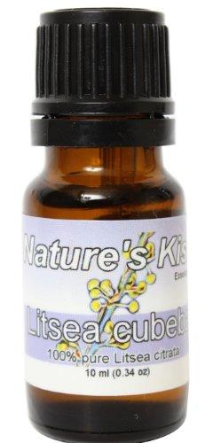 Nature's Kiss Essential Oil, 10ml, Litsea Cubeba