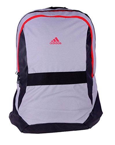 adidas AU BP 2 Polyester Backpack, Men's (Grey)