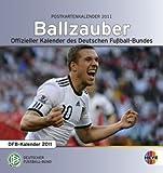 Ballzauber DFB Postkartenkalender 2011