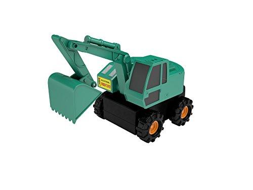 MOTA Mini Heavy Industrial Toy Truck Set, 6-Piece Construction Vehicle Fleet
