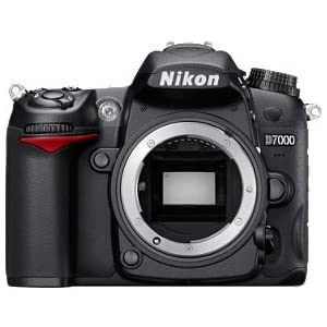 15. Nikon D7000 16.2MP DX-Format CMOS Digital SLR with 3.0-Inch LCD (Body Only) Price: $1,299