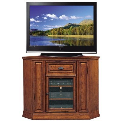 Image of Riley Holliday 82232 20in. Boulder Creek Corner Console TV Stand, (B003R7OUV8)