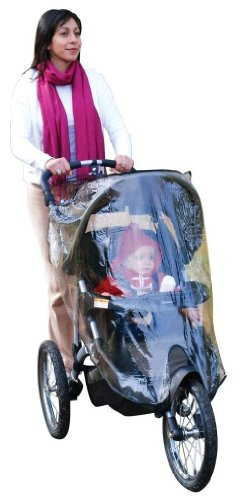 Jogging Stroller Jeep Weather Shield