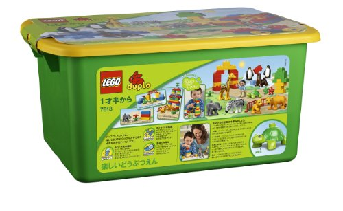 レゴ (LEGO) デュプロ 楽しいどうぶつえん 7618 (新バージョン)