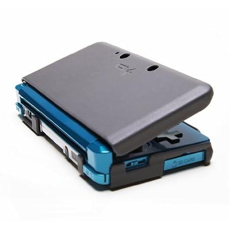 Nintendo 3DS - Catalyst Slim Cover 3DS Case - Slate Gray