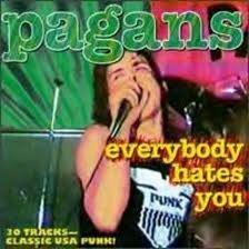Everybody Hates You by Pagans