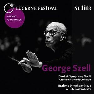 George Szell Conducts Dvorak & Brahms
