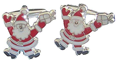 korpikusr-weihnachtsmann-edelstahl-manschettenknopfe-in-free-geschenk-beutel