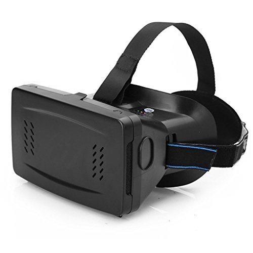 "Linkccol 3D Virtual Reality Video Glasses for 3.5"" to 6"" Smartphones"
