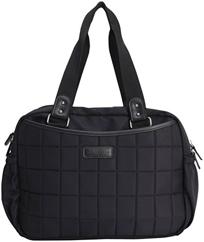Stellakim Leslie Diaper Bag, Black, One Size
