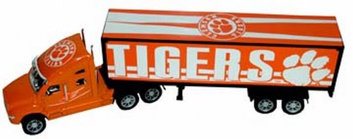 NCAA Clemson Tigers Toy Truck Big Rig (Clemson Truck Accessories compare prices)