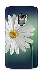 Amez designer printed 3d premium high quality back case cover for Lenovo K4 Note (Marguerite Daisy flower)