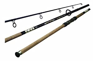 Okuma's Solaris Surf Fishing Rods-SS-C-1002H-2 (Black, 10-Feet) by Okuma