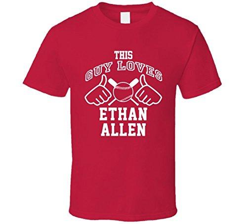 this-guy-loves-ethan-allen-philadelphia-baseball-player-classic-t-shirt-xlarge
