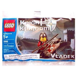 Lego Knights Kingdom Mini Figure Set #5998 Vladek Amazon.com