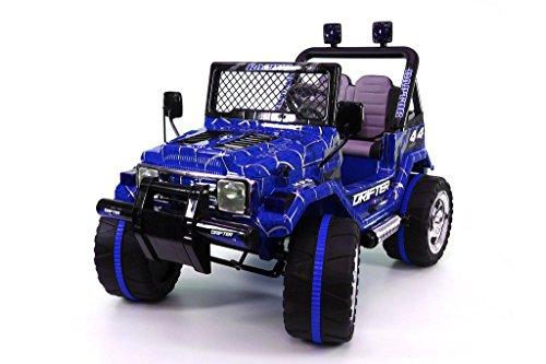 auto-elettrica-12v-10ah-jeep-2-posti-per-bambini-con-telecomando-24g-soft-start-full-optional-spider