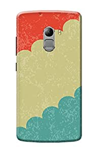 Kanvascases Printed Matte Hard Case Back Cover For Lenovo Vibe K4 Note / Vibe K4 Note