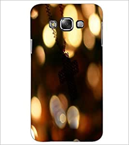 PrintDhaba Pattern D-3965 Back Case Cover for SAMSUNG GALAXY A7 (Multi-Coloured)