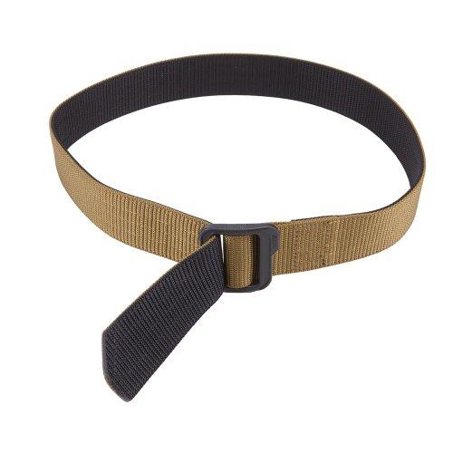 5.11 Tactical 1.75-Inch Double Duty Tdu Belt (Coyote/ Black, Large)