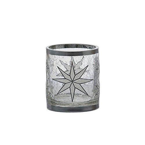 yankee-candle-bougie-parfumee-flocon-de-neige-arctique-support-taille-unique-blanc