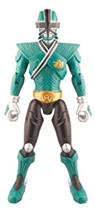 Power Ranger 4inch Figure Mega Ranger Forest